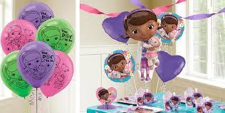 doc mcstuffins party doc mcstuffins balloons party city