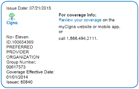 cigna pharmacy help desk phone number quick guide to cigna id cards