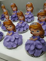 sofia the birthday party ideas sofia the cupcakes deserts birthdays sofia
