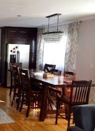 allen roth eberline 4 light bronze chandelier pictures in homes