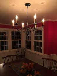 Bryant Small Chandelier Ace Wrought Iron Chandeliers
