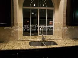 Santa Cecilia Backsplash Ideas by Venitian Gold Granite 3cm New Venetian Gold Granite Countertops