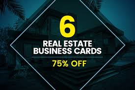 real estate business card 35 business card templates creative