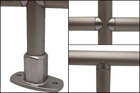 Temporary Handrail Systems Kee Lite Smooth Aluminum Railing Fall Protection Blog