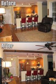 Fake Ceiling Beams by 16 Best Before And After Images On Pinterest Faux Wood Beams