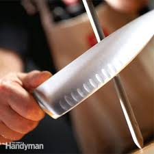 how to sharpen serrated kitchen knives how to sharpen serrated knife bhloom co