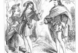 as you like it victorian illustrated shakespeare archive