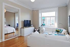 Apartment Furnishing Ideas Awesome Small Apartment Decorating Ideas For Guys Contemporary