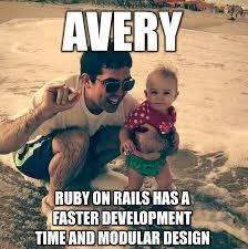 Ruby On Rails Meme - meme captain meme generator