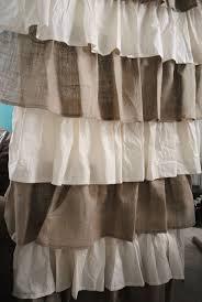 Lush Decor Ruffle Shower Curtain curtain lush decor ruffle black shower curtain free shipping
