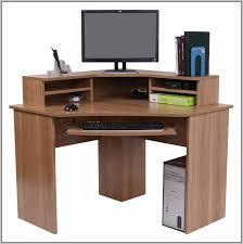 fraser corner desk with storage oak effect tesco desk home