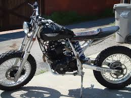 honda xr600 boise honda based trackers u0026 fighters pinterest