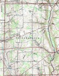 Pennsylvania Wmu Map by Mercer County Pennsylvania Township Map