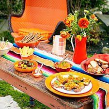 outdoor party ideas summer olympics backyard bash rachael ray every day