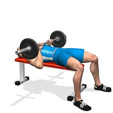 Barbell Bench Press Technique 45 Best 2016 Upper Body Chest Barbell Bench Press Images On