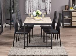 the lulea table and toreby chairs is the perfect balance between