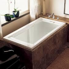 Deep Bathroom Sink by Evolution 60x36 Inch Deep Soak Bathtub American Standard
