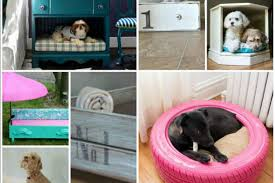 Homemade Dog Beds 21 Diy Dog Beds Dukes And Duchesses