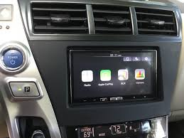 lexus apple play how to install wireless apple carplay in a 2014 toyota prius v