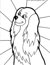 free printable dog coloring pages printable pr 23975