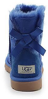 s ugg australia mini bailey bow boots mini bailey bow booties shops uggs and minis