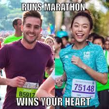 Photogenic Runner Meme - singapore now has its own ridiculously photogenic marathon runner