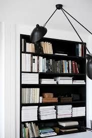 Black Wall Bookshelf Best 25 Black Bookcase Ideas On Pinterest Bookshelf Built In