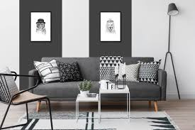monochrome interior design how to get scandi style for your interior the luxpad