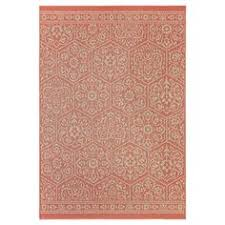 Coral Outdoor Rug Terrace 1025 17 Crochet Coral Rug Products Crochet And Rugs
