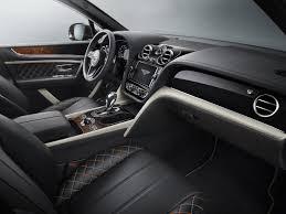 bentley white interior bentley bentayga mulliner the luxurious suv with classy interiors