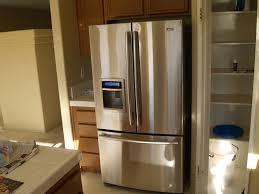 Cabinet Depth Refrigerator Reviews Refrigerators Refrigerator Reviews Best Refrigerators 2017
