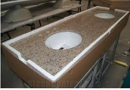 Granite For Bathroom Vanity Granite Bathroom Vanity Tops Timetotime Me
