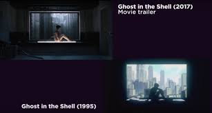 animation news ghost in the shell movie vs anime collider
