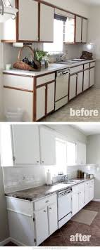 diy paint laminate cabinets diy painting laminate kitchen cabinets the easy way with minimal