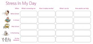 mental health worksheets worksheets