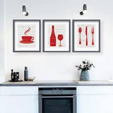 Kitchen Types by Set Of 3 Wine Types Coffee Types Kitchen Words Kitchen Decor