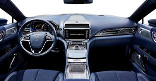 Ford Taurus Interior Corporate Cousins 2017 Ford Taurus Revealed In China The Mark