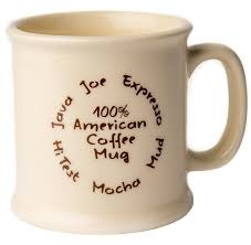 Buy Coffee Mugs Amazon Com American Mug Pottery 14 Oz Ceramic Coffee Mug Pack