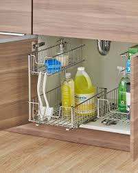 kitchen cabinet storage solutions diy pot and pan pullout 35 best kitchen organization ideas how to organize your