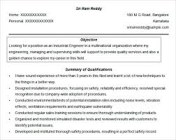 example of curriculum vitae for college students resume objective