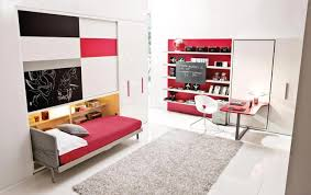 Home Design Bedroom Furniture Transformable Space Saving Kids Rooms