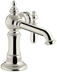 Single Handle Bathroom Sink Faucet by Kohler K 72762 9m Sn Artifacts Single Handle Bathroom Sink Faucet