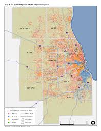 Chicago Poverty Map by Fair Housing Cmap