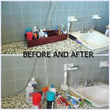bathroom counter organization ideas reader showcase bathroom counter organizer the design confidential