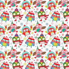 owl christmas wrapping paper one of my christmas gift wrap designs christmas2016
