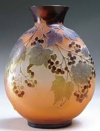 Galle Vase 1315 Best émile Gallé U0026 Daum Images On Pinterest Vases Glass