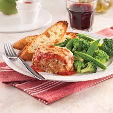 recette de cuisine viande mini pains de viande parmigiana recettes cuisine et nutrition