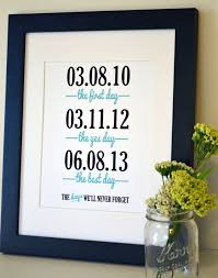 5th wedding anniversary gifts for him best 25 5th wedding anniversary gift ideas on diy 5th
