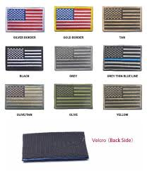 Embroidered American Flag Embroidered Usa Flag Patch U2013 Mojofinds