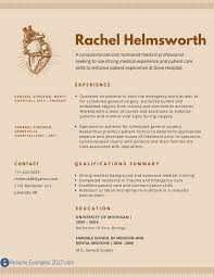 Sample Resume Format It Professional by Inspirational Medical Resume Examples Resume Examples 2017